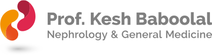 Professor Kesh Baboolal - Nephrology & General Medicine logo